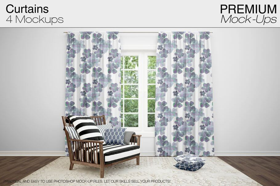 Curtains Mockup2