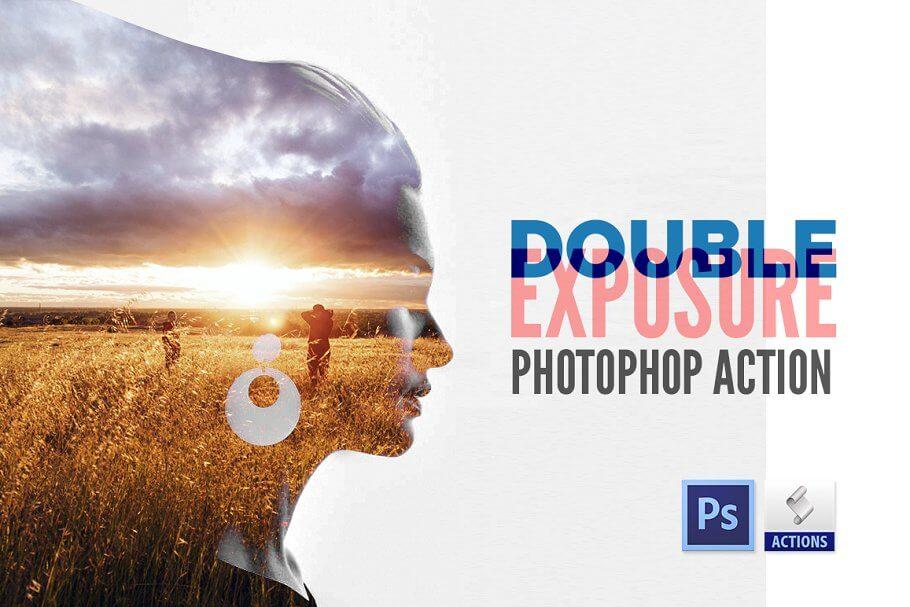 Double Exposure Photoshop Action (4)