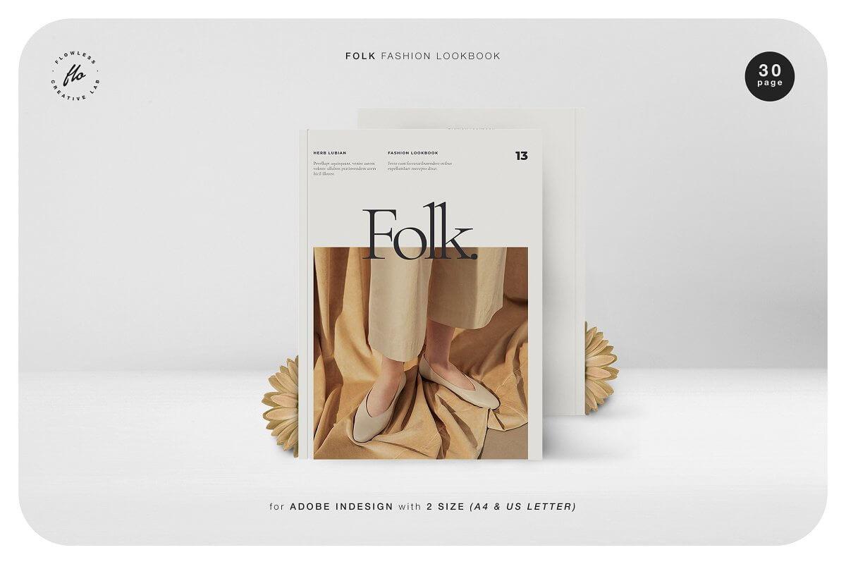 FOLK Fashion Lookbook