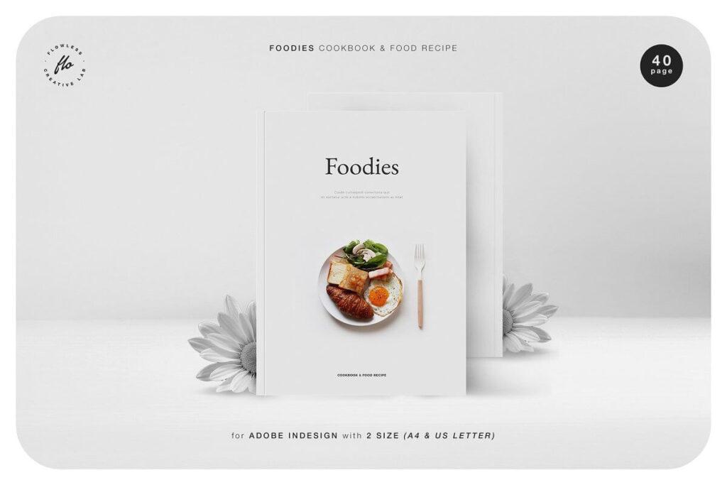 FOODIES Cookbook & Food Recipe