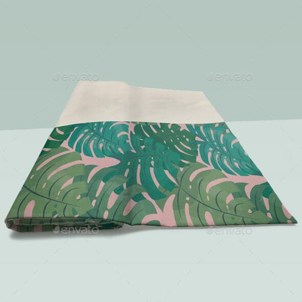 Fabric Pattern Mockup1