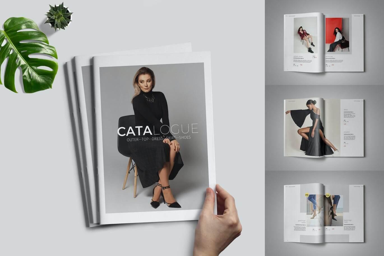 Fashion Catalogue Template