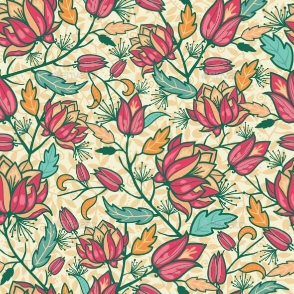 Flower Pattern (4)
