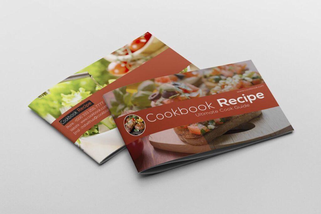 Food Recipes Catalog