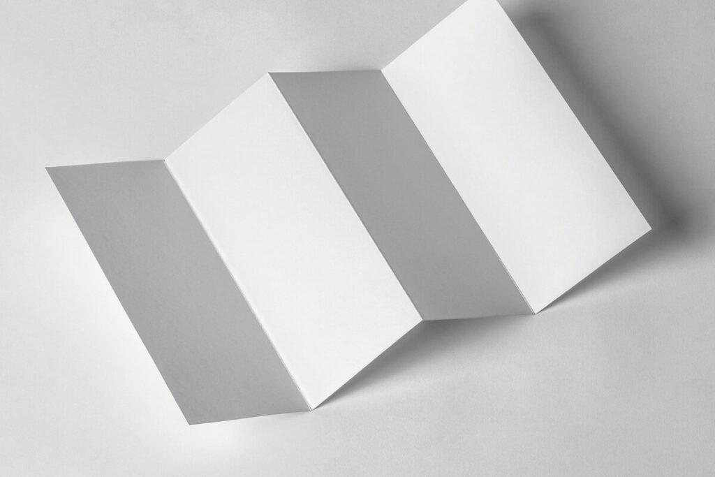Free 4 Fold Panel Brochure Mockup PSD Template5
