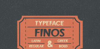 Free Displayable Finos Typeface