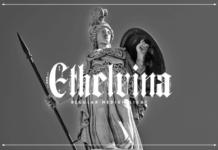 Free Ethelvina Gothic Typeface