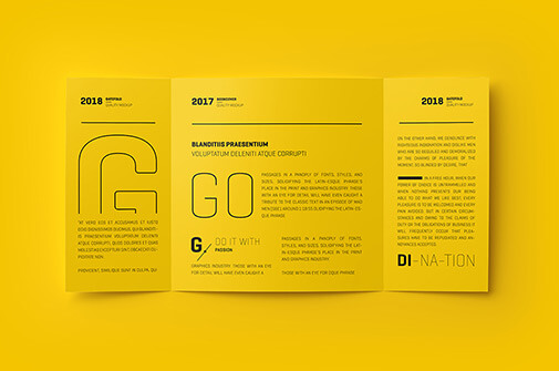 Free Ingenious Brochure Mockup Scenes PSD Template2
