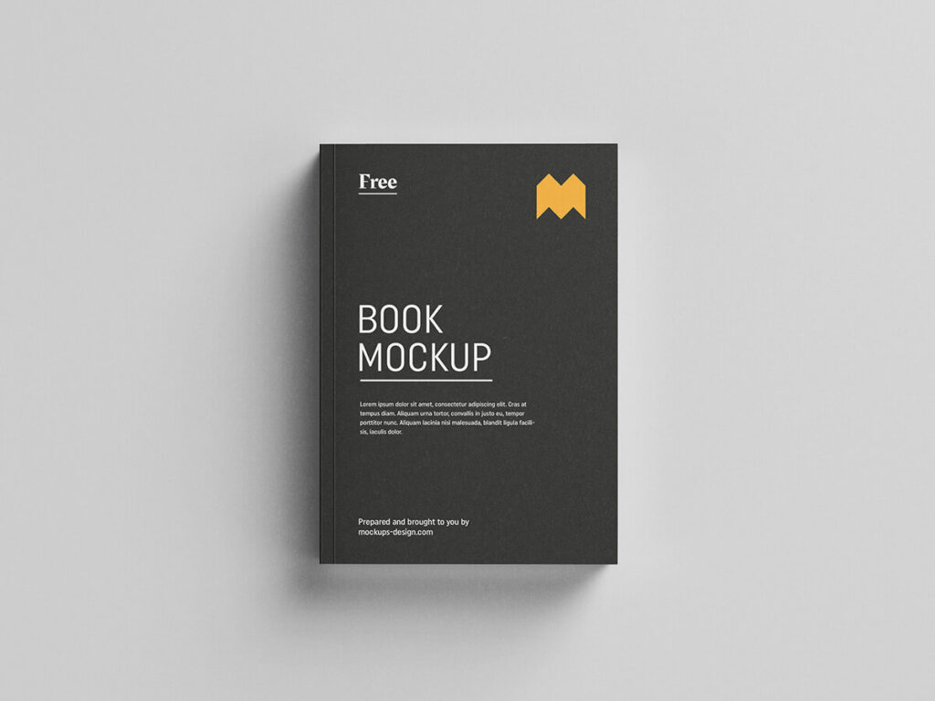 Free Learning Book Mockup PSD Template1