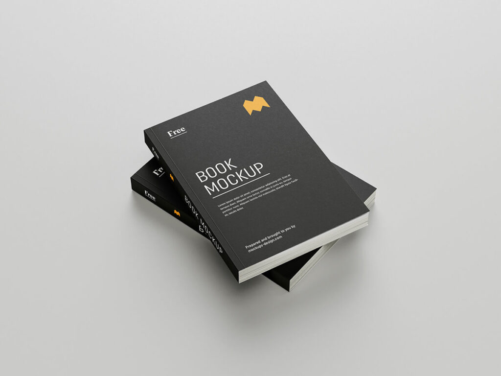 Free Learning Book Mockup PSD Template4