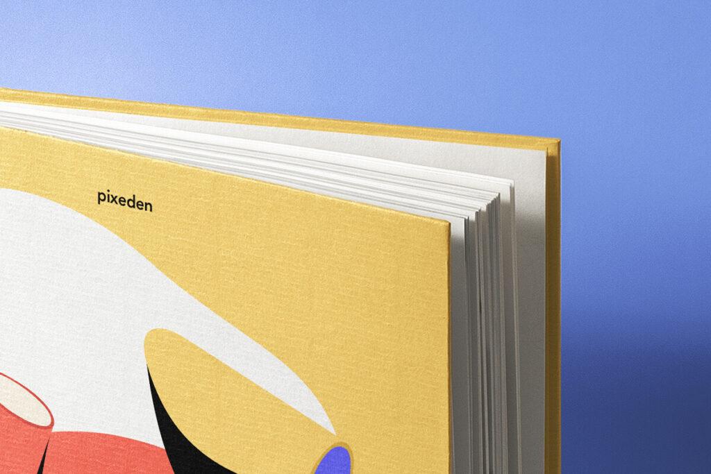 Free Striking Hardcover Book Catalog Mockup PSD Template1
