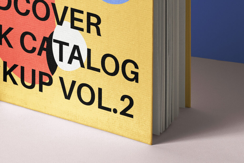 Free Striking Hardcover Book Catalog Mockup PSD Template3