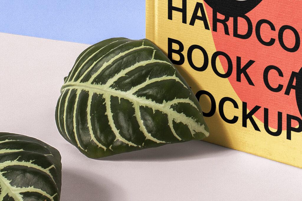 Free Striking Hardcover Book Catalog Mockup PSD Template4