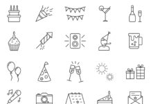 Free Usable 20+ Birthday Vector Icons (1)