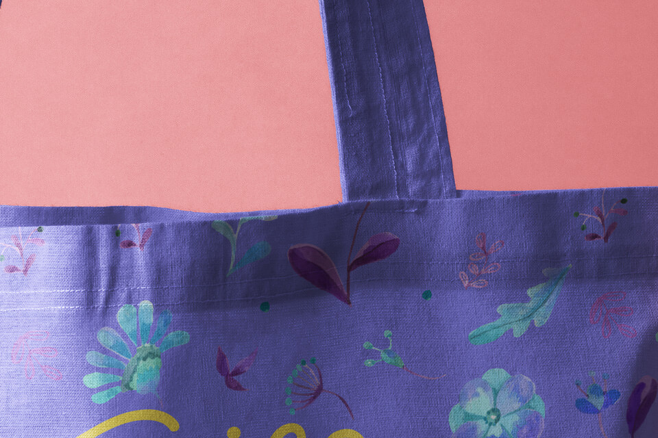 Free Vast Tote Bag Fabric Mockup PSD Template2