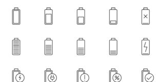 Free Voltaic 20+ Battery Vector Icons