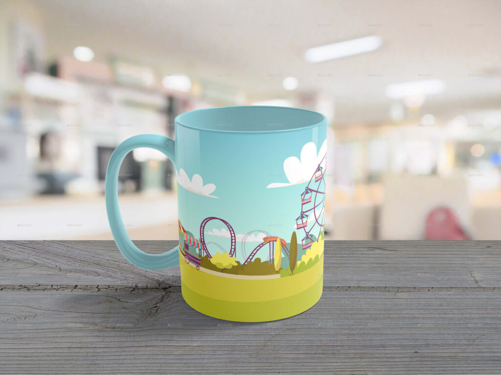 Full Wrap Mug Mockup2