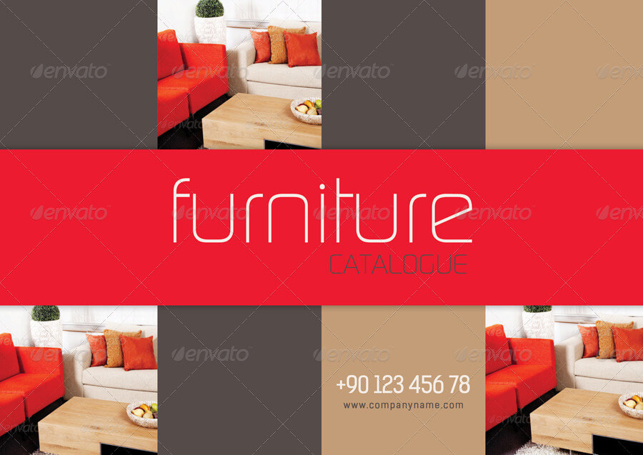 Furniture Catalogue Template