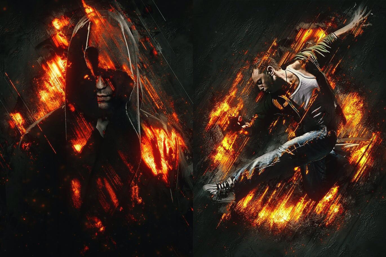 Fury 3 Photoshop Action (1)