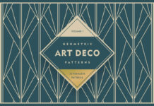 Geometric Art Deco Patterns