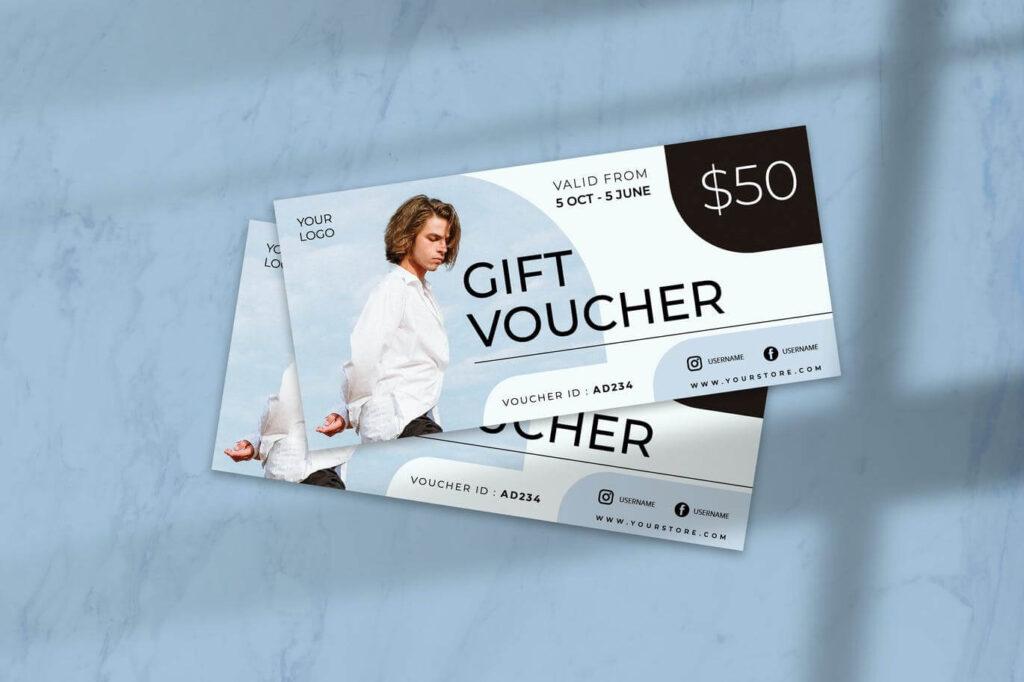 Gift Voucher Template (1)