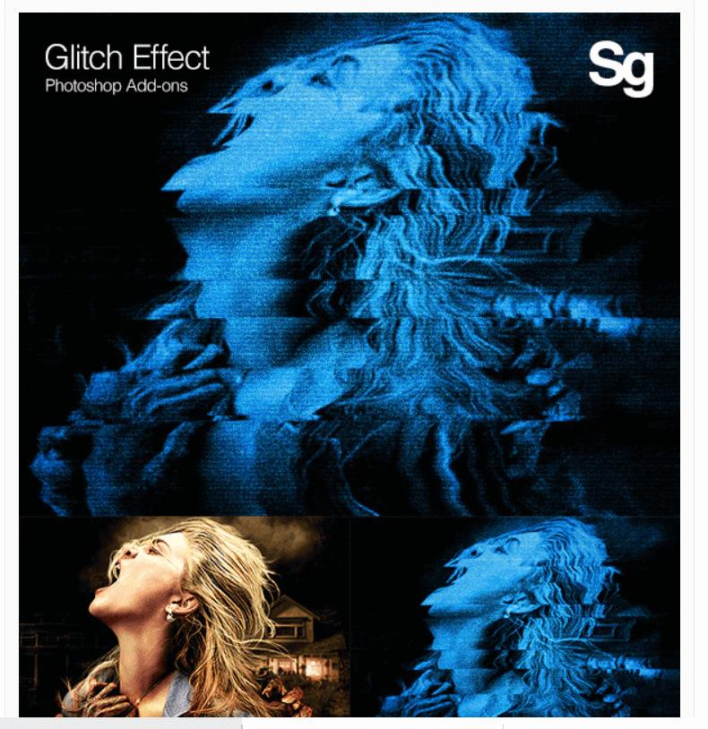 Glitch Effect1