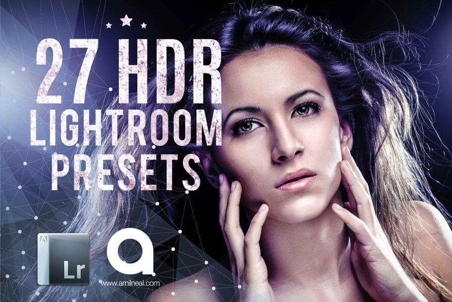 HDR Lightroom Presets (1)