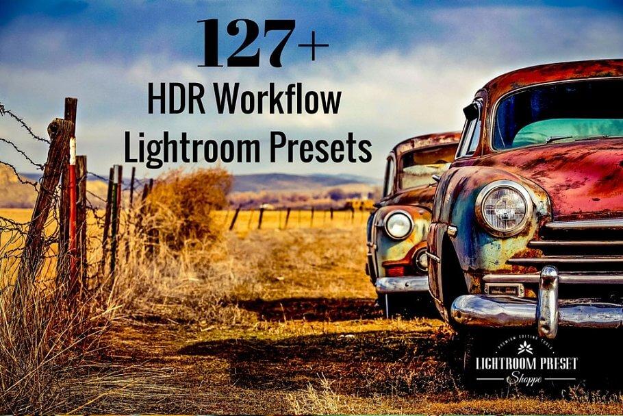 HDR Lightroom Presets Bundle