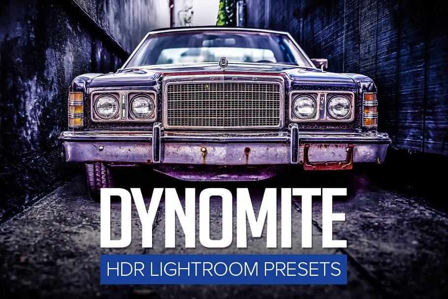 HDR Lightroom Presets1