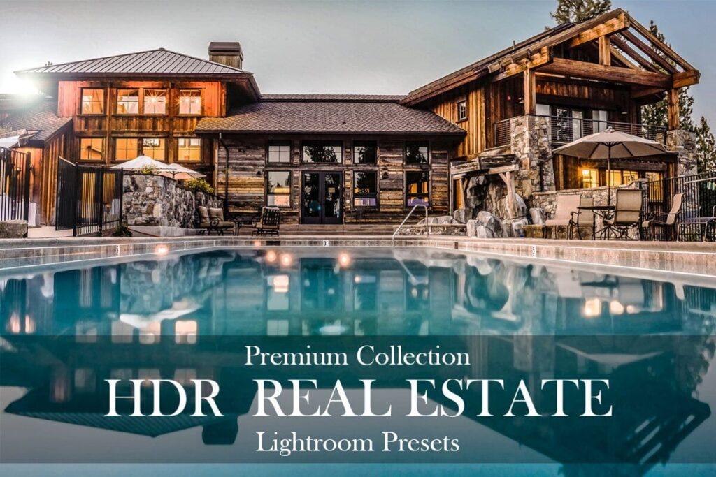 HDR Real Estate Lightroom Presets (1)
