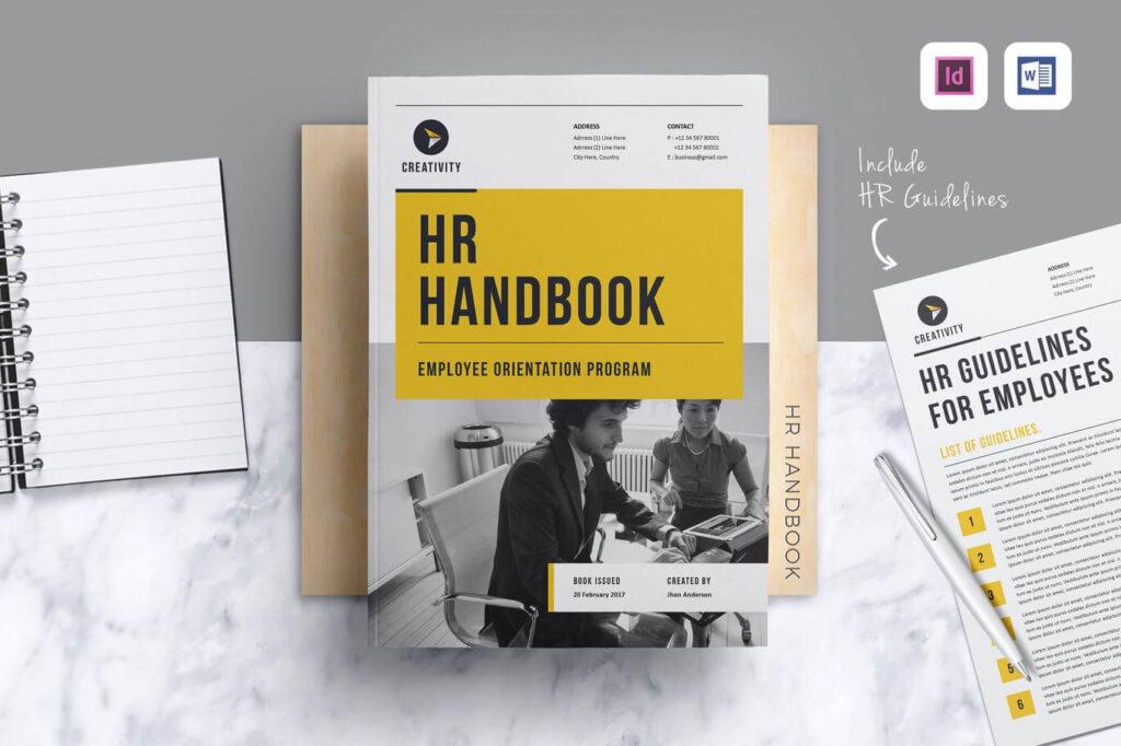 HR Employee Handbook