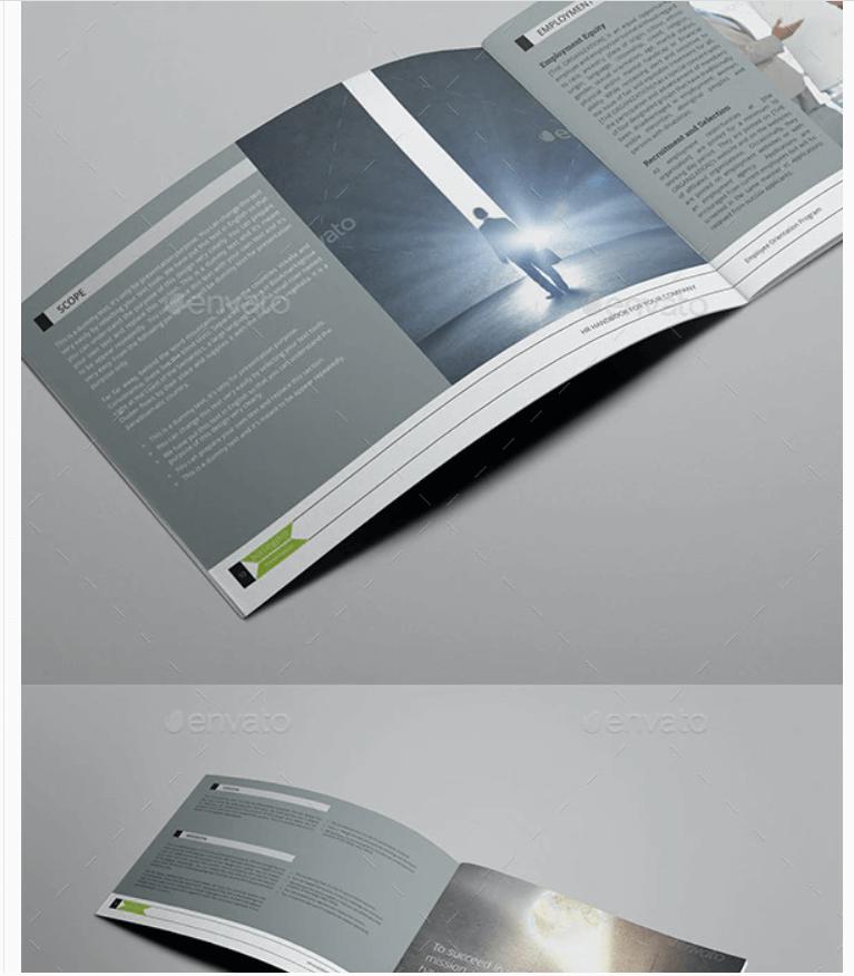 HR Handbook or Manual