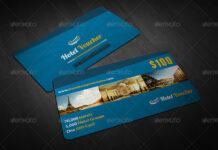 Hotel Gift Voucher Card Vol 7 (2)