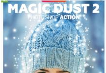 Magic Dust 2 Photoshop Action