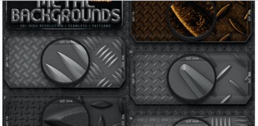 Metal Background Patterns