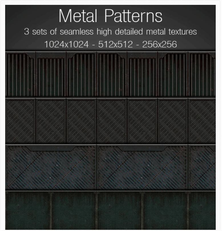 Metal Patterns1