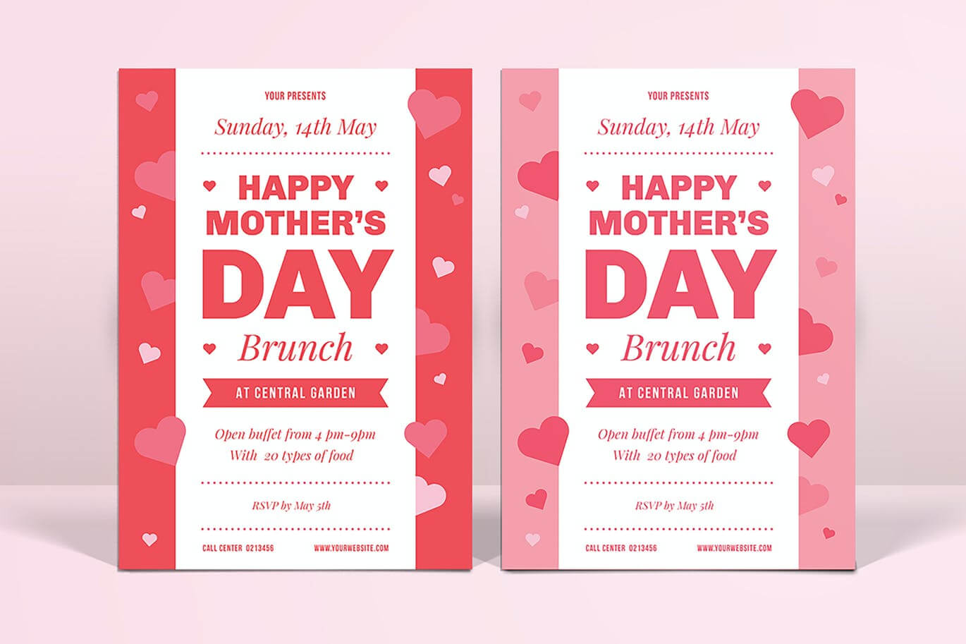 Mothers Day Brunch Flyer (1)