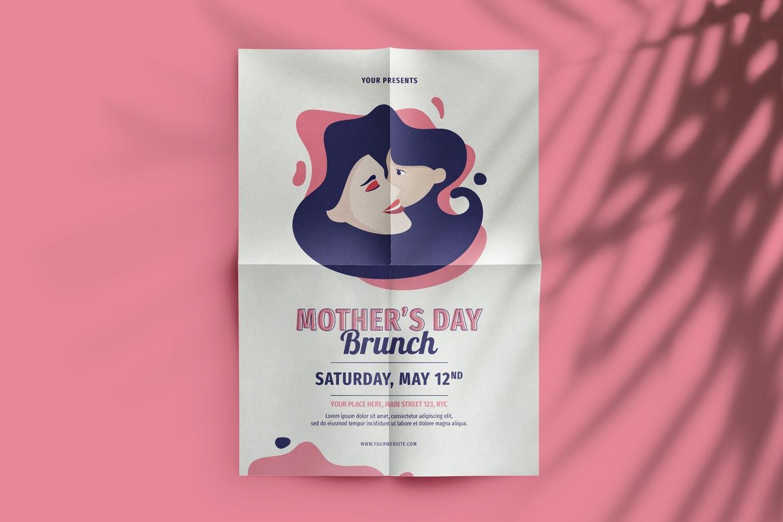Mother's Day Brunch Flyer