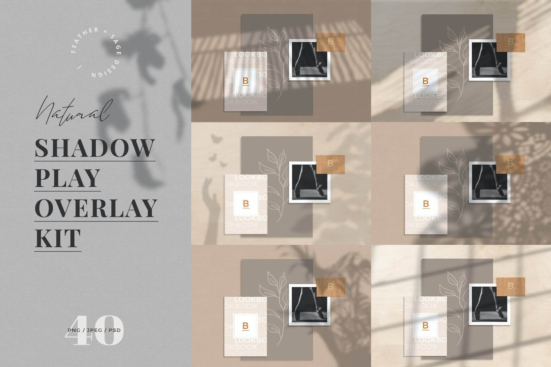 Natural Shadow Play Overlay Kit