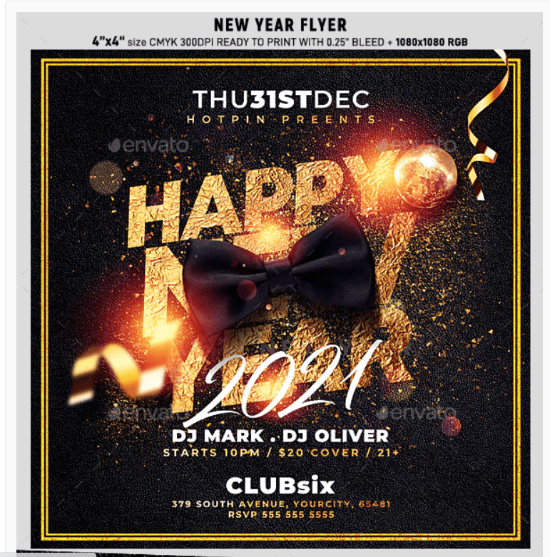 New Year Flyer4