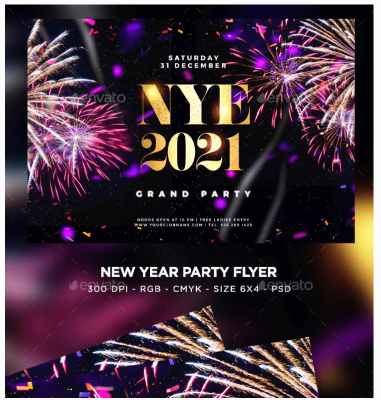New Year Flyer5