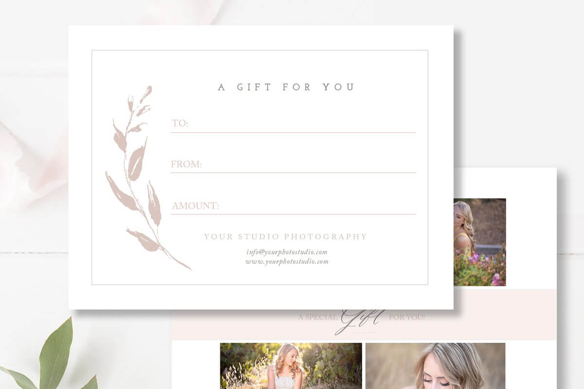 Photography Gift Card Design (1)