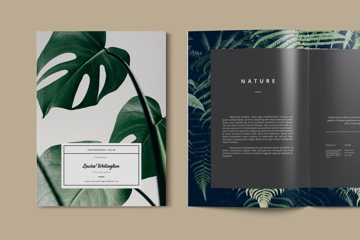 Photography Portfolio Template (1)