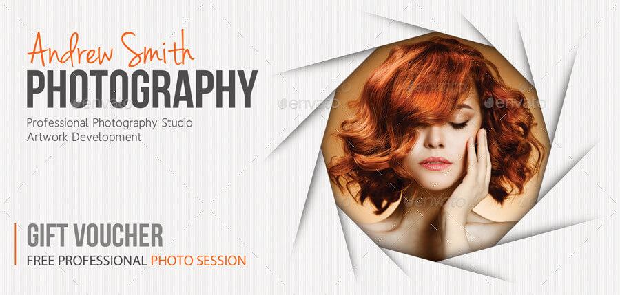 Photography Studio Gift Voucher 05