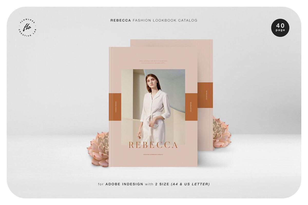 REBECCA Fashion Lookbook Catalog