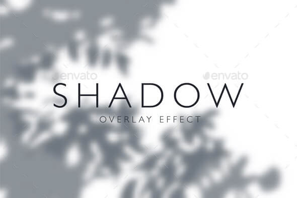 Realistic Shadow Background