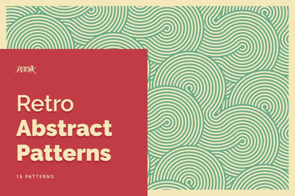 Retro Abstract Patterns