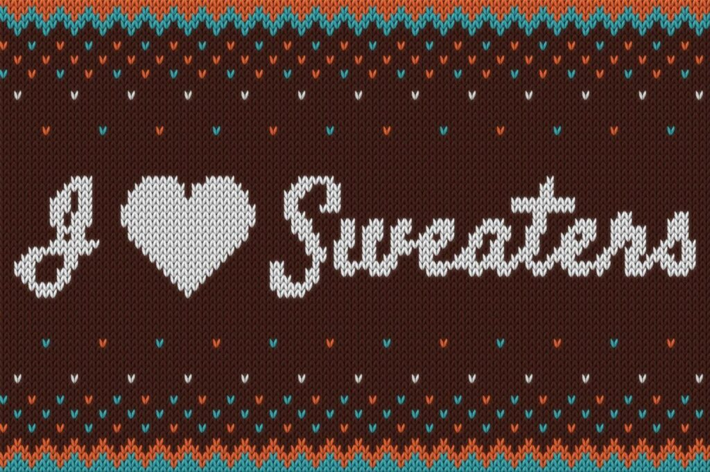 Smart Knitted Effect