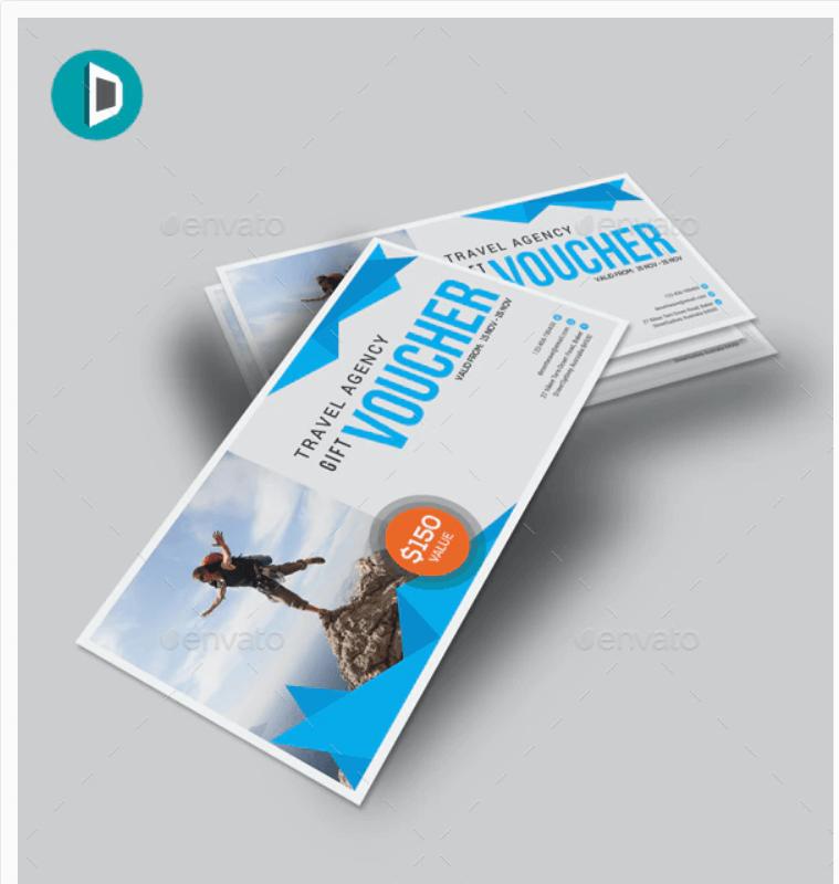 Travel Agency Gift Voucher1 (1)