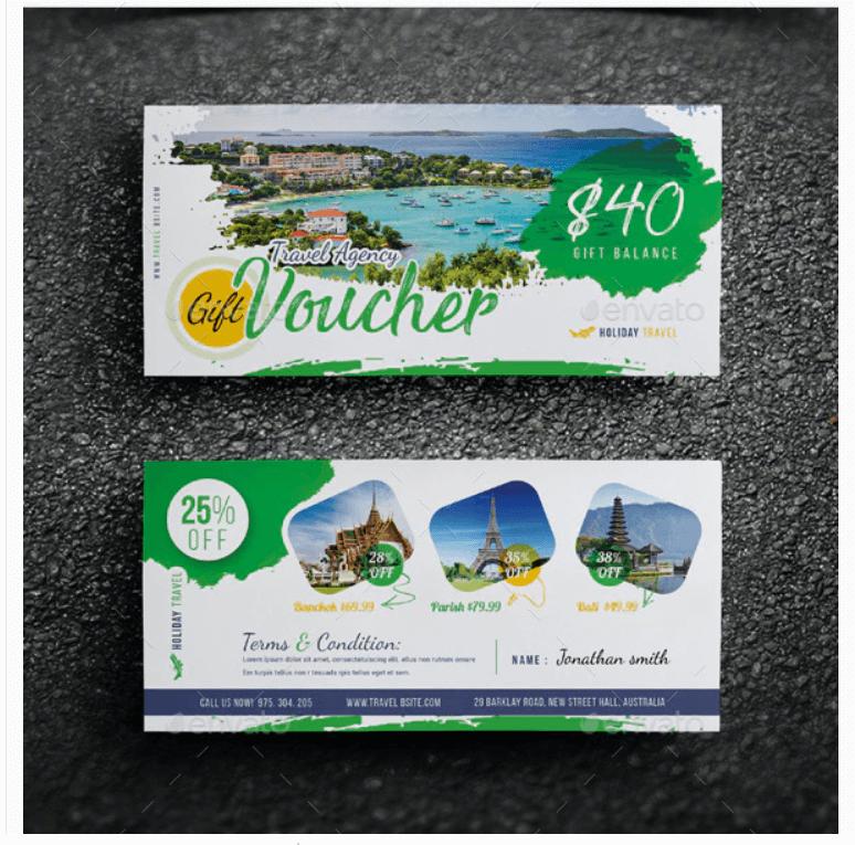 Travel Agency Gift Voucher3 (1)
